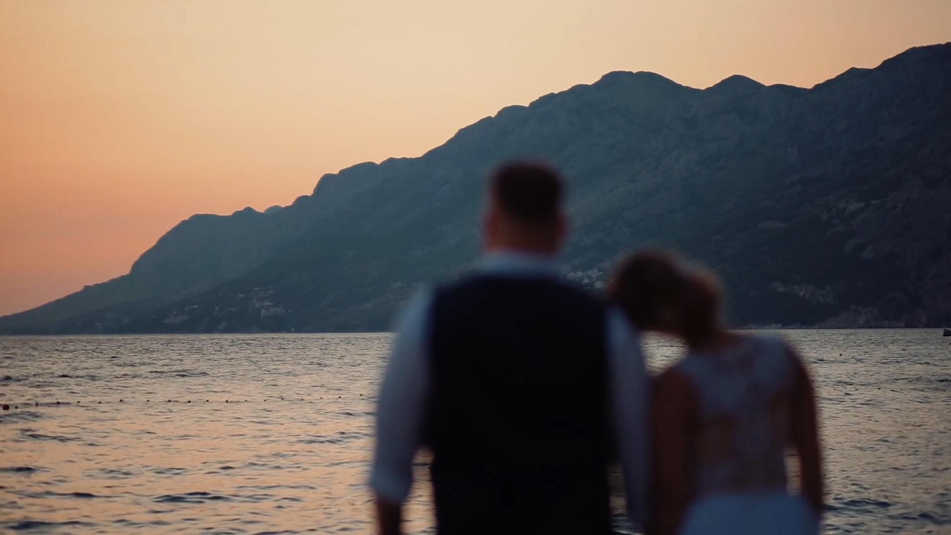 Makarska – Barbara & Kristóf Wedding Highlight Film